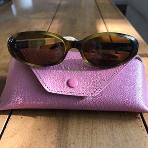 Vintage Kate Spade Polarized sunglasses